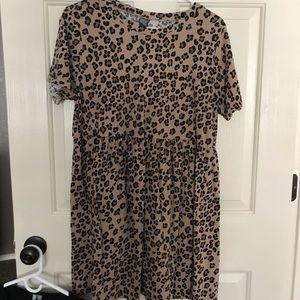 Wild Fable Leopard Dress